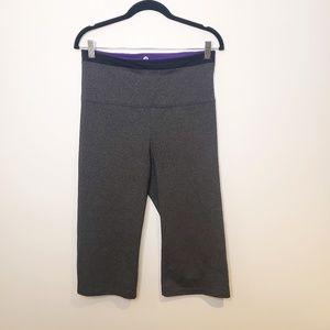 Lululemon Cropped Fold Over Yoga Pants Size 8